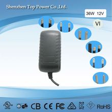 24V 1.5A ac dc adapter 220v to 12v12v 3a 36w wall type adapterac dc power adapter 12v 3.0a