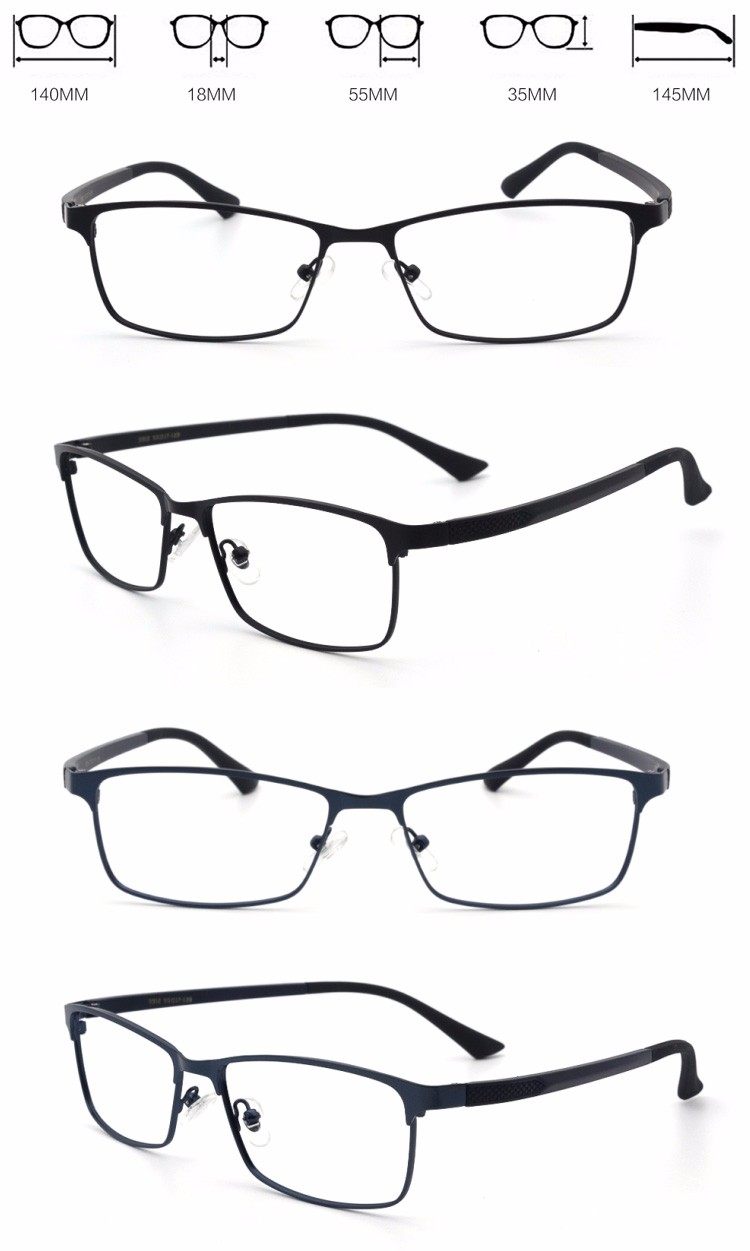 2018 hot sale fashionable OEM CE good quality TR90 eye glasses frame