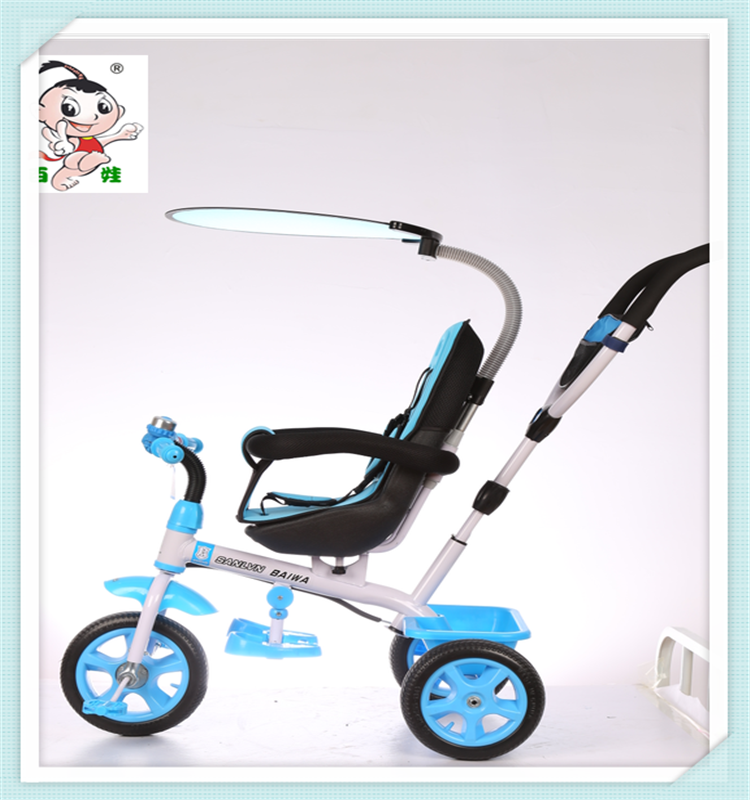 Children tricycle toy manufacturer best price kids cute bike with high qualitywith rotary seat for 1-7years old