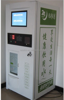 mechanical liquid vending machine for Milk or water