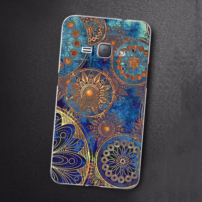 OEM custom design printed tpu cell phone cases for Samsung j2