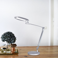 Modern study task light led table reading lamp