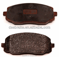 auto spare car parts brake system ,brake pads