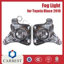 Top Quality Auto For Toyota Hiace Fog Lamp 2010 QUANTUM
