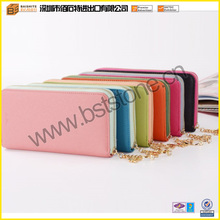 The Latest PU Leather Wallet Funny Design For Young Girl Cheap Accept Paypal