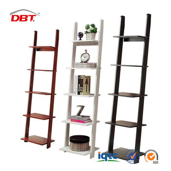 DBT Hot Sell 5 Ladders Book Shelf With New Design For Home And Office