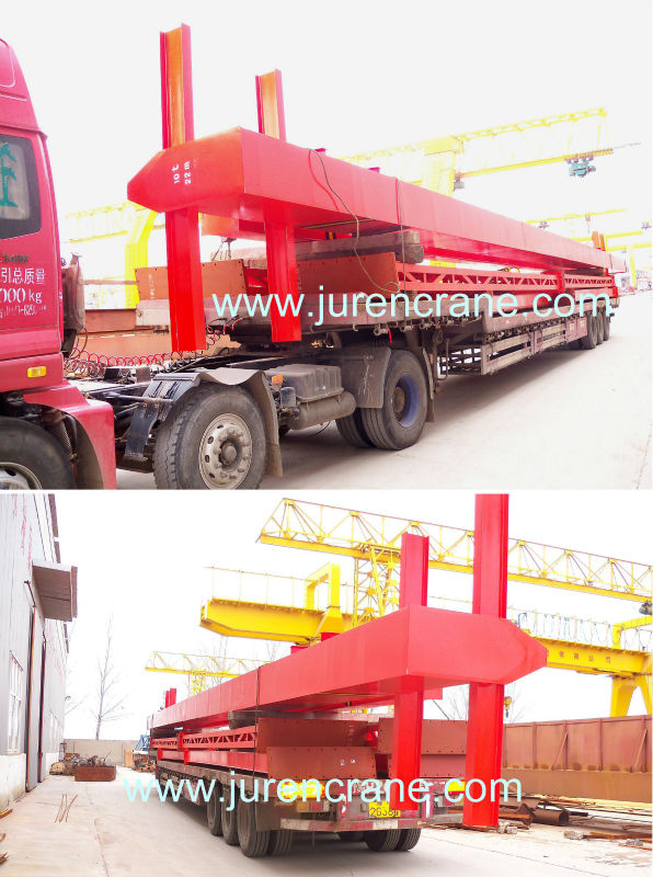 Ordinary workshop used gantry crane