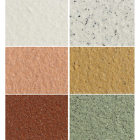 Fouling Resistant Stone Texture Wall Paint