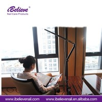 2017 Modern Office Business Flexible Clips Clamp LED Table Lamp