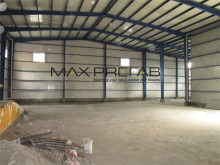 Energy Saving Warehouse/Steel Structure Work shop on Low Price