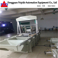Feiyide Semi Automatic Barrel Zinc Nickel Plating Equipment