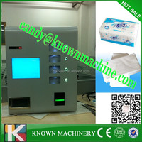 Coin operated condom dispenser with MDB protocol coins and bills payment device