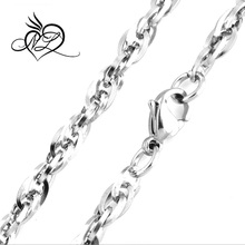 Different Types Of Stainless Steel Necklace Chains Jewelry