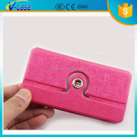 2015 new 360 rotation ultra thin leather flip case for lenovo k900
