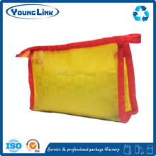 Wholesale high quality gift pvc packing bag with low price