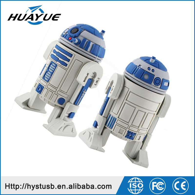 2.0 usb stick New Vader 32gb U-disk wristband R2D2 USB and Stormtrooper USB flash Drive for gifts