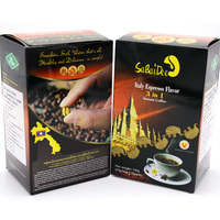 Arabica coffee beans Instant coffee 3 in 1