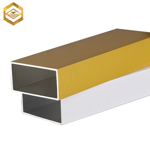 rectangular pipe aluminum tube,10mm aluminum square tube