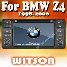 WITSON CAR VIDEO PLAYER For BMW Z4