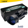 YUKON Sentinel 3x60 Hunting Night Vision Rifle scope Gen.1 #26016T