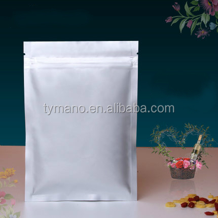 Toss Salad 500g zipper bag with easy to tear mouth