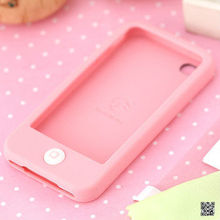 Toy building block flexible silicone cases for iphone