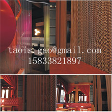 2013 latest new fashion modern curtains for hotel, restaurant, nightclub,and living room decoration