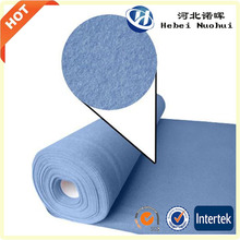 recycled non-woven fabric needle felt