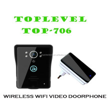 WIRELESS VIDEO DOOR PHONE, IP VIDEO DOOR PHONE, SECURITY DOOR PHONE