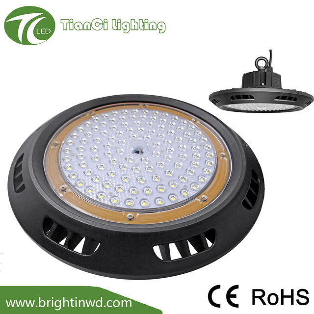 New Arrival Waterproof 110lm/w IP65 UFO 200w led high bay light