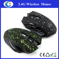 2.4ghz wireless optical professional gaming mouse