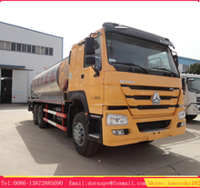 China 12 ton 14 ton 15 ton new truck mounted intelligent asphalt distributor for sale
