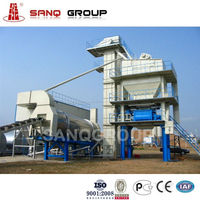 LB800 Asphalt Batching Plant Asphalt Mixing Plant, Hot Mix Asphalt Plant FOB Cost Production Capacity 60t/h