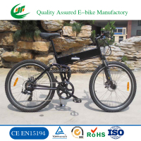 CE 36V250W hidden battery power assist electric frame bike(TDE06Z)