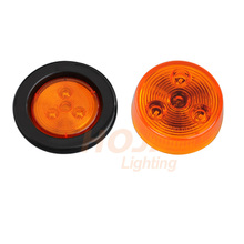 2 inch LED Round Marker and Clearance Light automotive led lamp