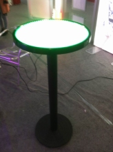 Edgelight nightclub furniture led bar table illuminated furniture buy from china