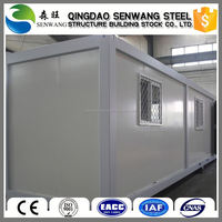 china modular container home/container house