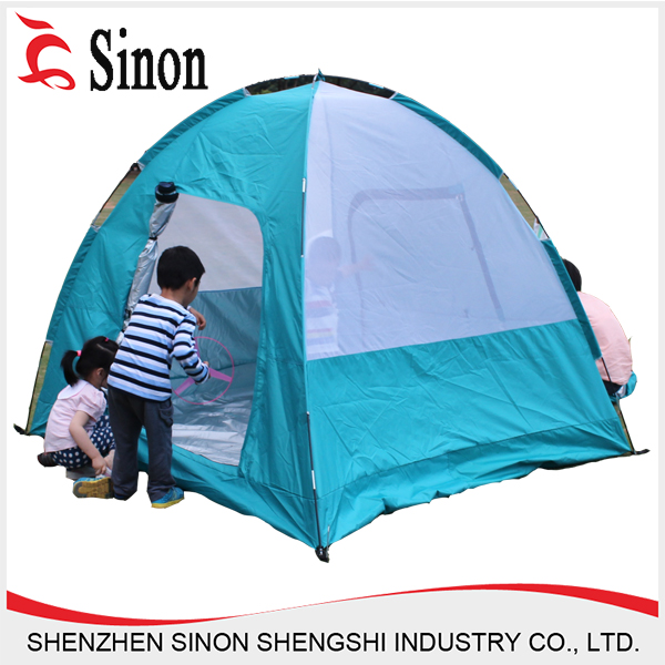 Large Camping Tent Outdoor 2 Room Family Trail Cabin Hunting Fishing Campers tents