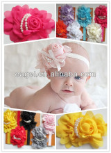 2013 Fashion Children Beautiful Headband Hairband Baby Girls Flowers Headband Kids' Hair Accessories