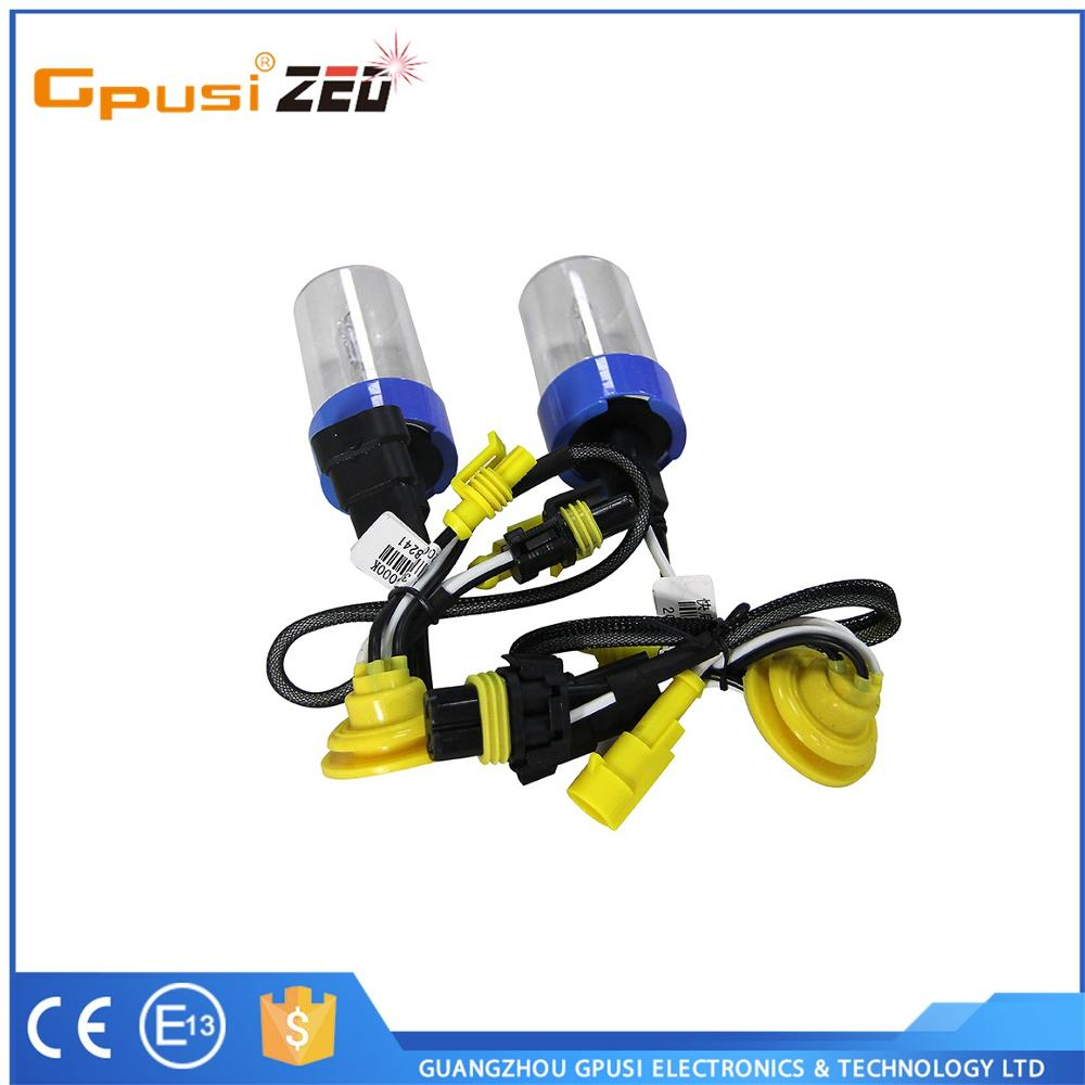 Gpusi Highest Quality Ce Certified Long Life Span Guaranteed For Jdm Hid Auto Lights Fast Bright Lamp