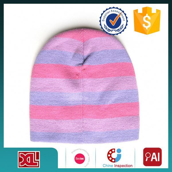 Latest Arrival Good Quality 100% acrylic beanie skull cap knit hat with good offer