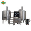 Temperature Controlled Fermenter Conical 1000L Beer Equipment For Microbreweries