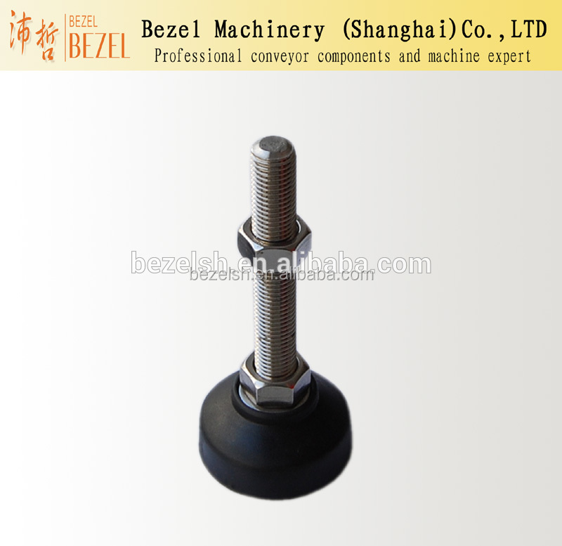 filling machine support feet