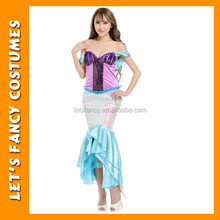 PGWC1117 Cheap sale one piece sexy mermaid halloween fancy dress costume