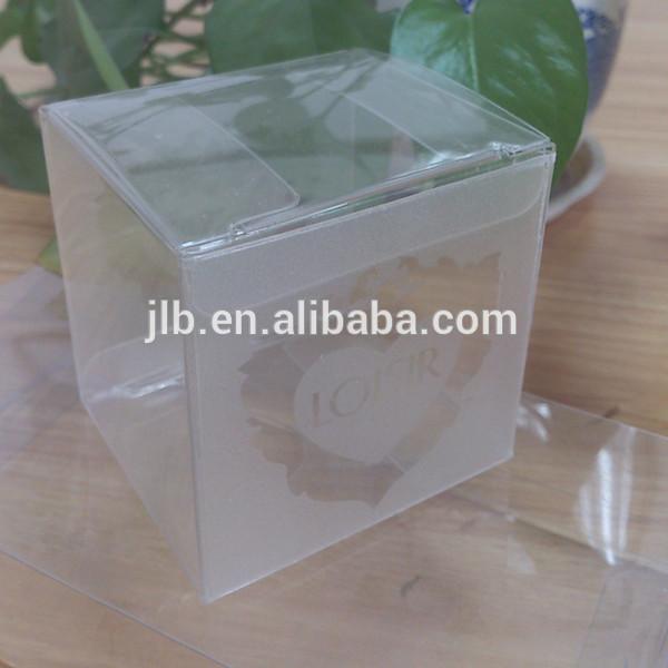 Encargo claro de pvc forma dura caja de pl stico for Cajas de plastico transparente