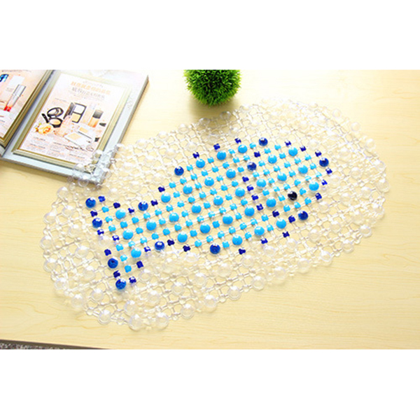 Hot sell new style fashion durable anti slip shower mat