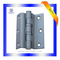 Professional swing door hinge clear acrylic plexiglass hinge 180 degree hinge