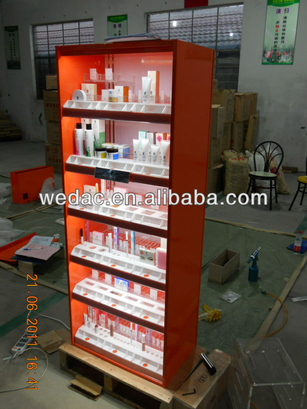 Modern Hot Sale High Quality Beauty Products Display Cabinets