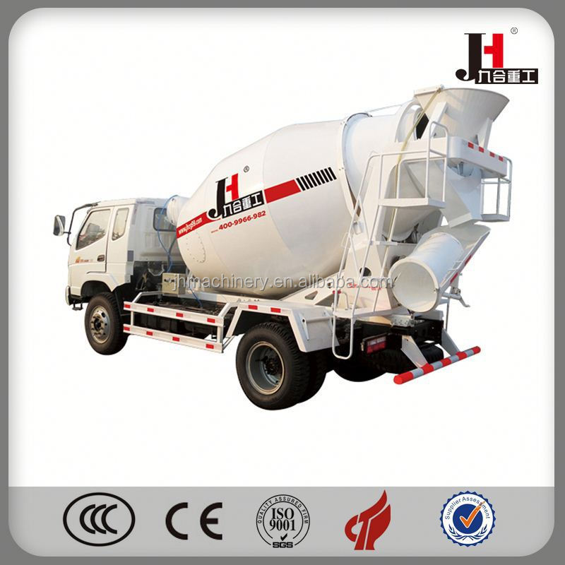 2015 Mercedes Benz Concrete Mixer Truck