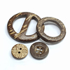 Wholesale Coconut Button Buckles